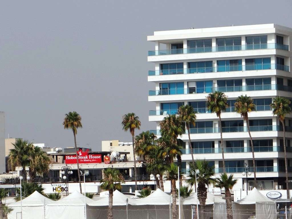 The View Seafront Luxury Apartments, Ларнака, Кипр