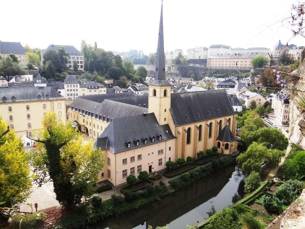 бетона современный фото города люксембурга для проекта цифровой